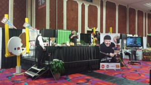 Reno Food and Wine Show representing C&S Wholesale Grocers